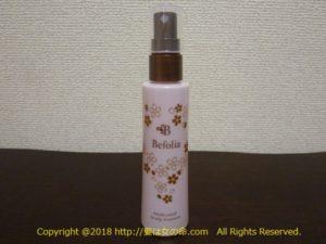 170万本の実績から生まれた女性のための無添加育毛剤ビフォリア(Befolia)