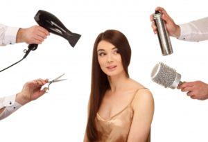 髪の毛を乾燥やパサつかせないドライヤーのかけ方