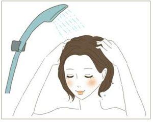 KAMIKAシャンプーの効果的な洗い方