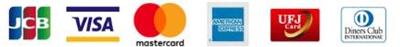クレジットカード決済にご利用できる国際ブランド