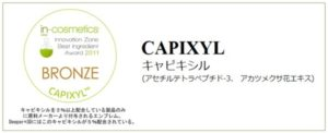 キャピキシル(CAPIXYL)